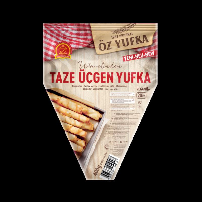 1007 Taze Ucgen_Yufka