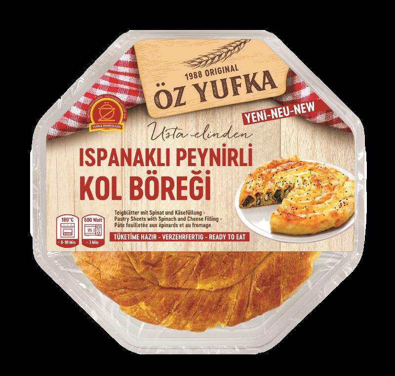 1216 Ispanakli Peynirli Kol Böregi 750g 800×763